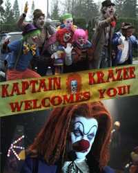Клоуны Капитана Крэйзи / Kaptain Krazee Clowns