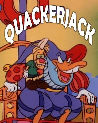 Квага quackerjack