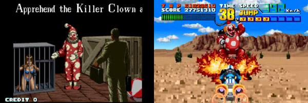 скачать игра клоун убийца